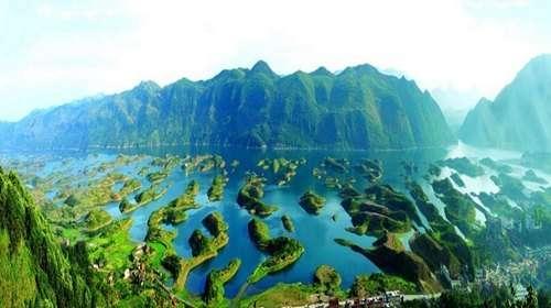 湖北黃石仙島湖風景區一日遊