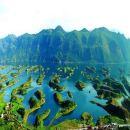 湖北黃石仙島湖風景區一日遊(世界三大千島湖+兩種路線可選)