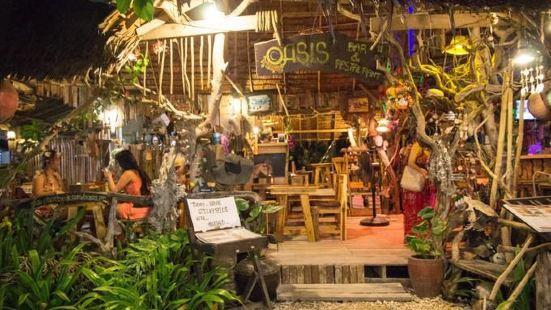 Oasis bar & restaurant Phi Phi Island