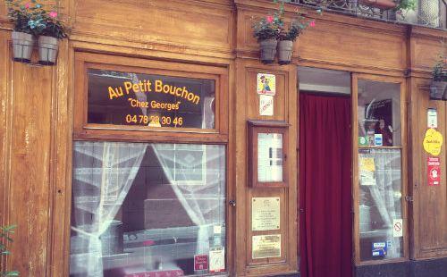 Au Petit Bouchon Chez Georges