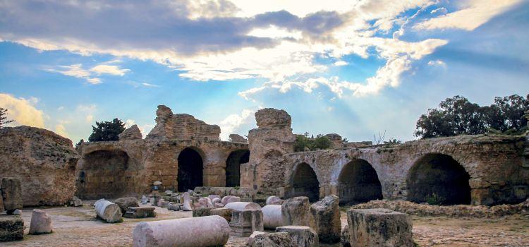 古羅馬浴場1