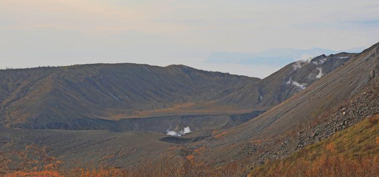 Usu Volcano