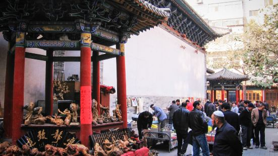 Lanzhou City God Temple