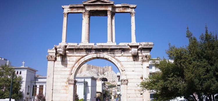 哈德良拱門