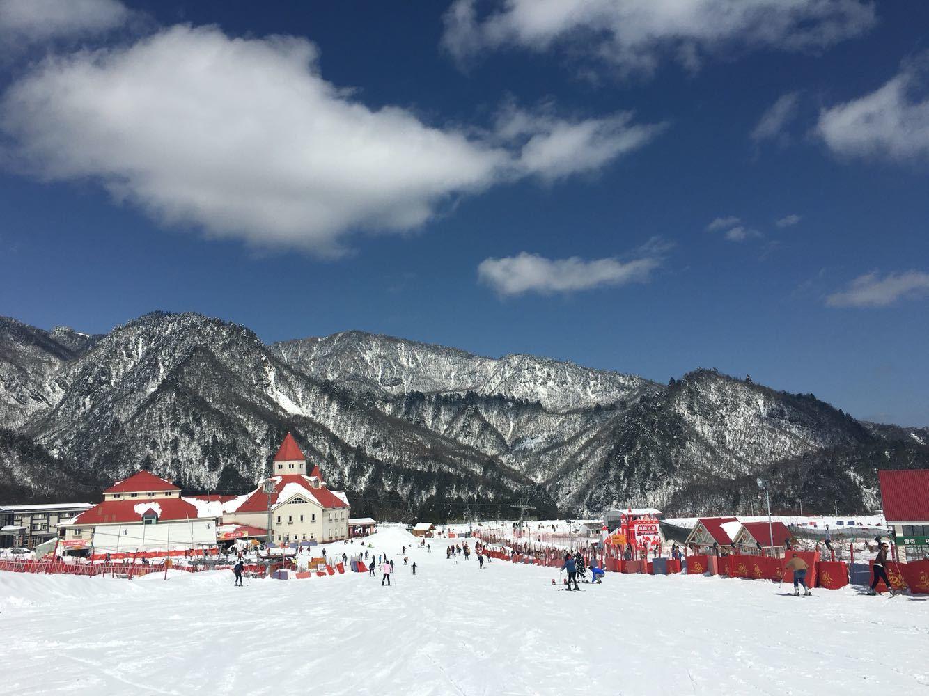 西嶺雪山旅游怎么樣