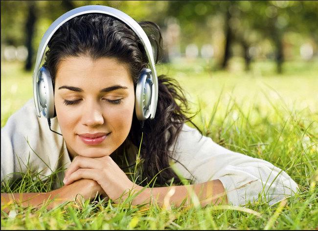 听着音乐去旅行