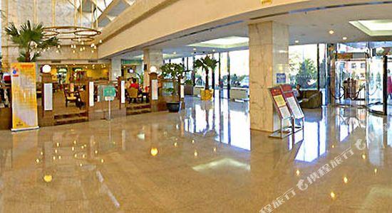 北京漁陽飯店(Yu Yang Hotel)大堂