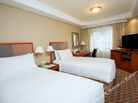 北京5L飯店(5L Hotel)高級雙床間