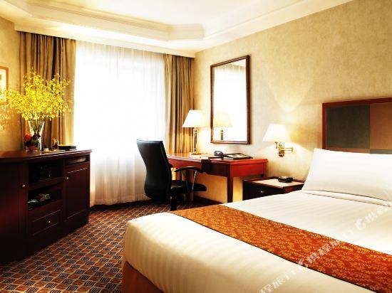北京5L飯店(5L Hotel)高級大床間