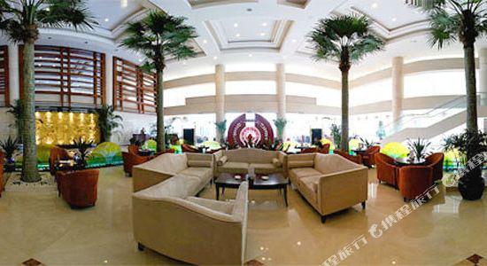 北京天壇飯店(Tiantan Hotel)大堂