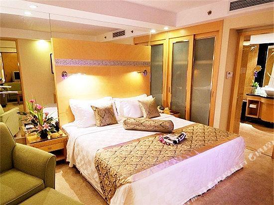 北京天壇飯店(Tiantan Hotel)行政大床間