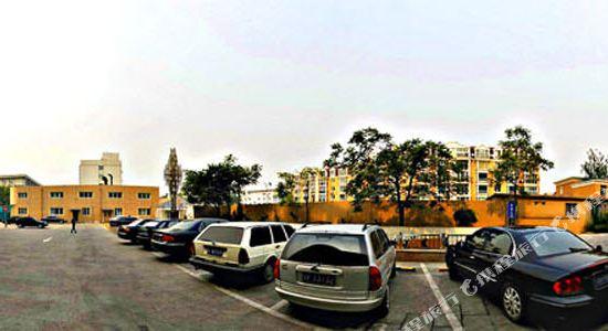 北京天壇飯店(Tiantan Hotel)外觀