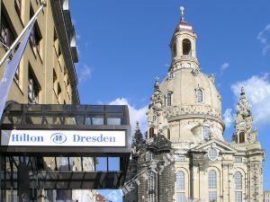 德雷斯頓希爾頓酒店(Hilton Dresden hotel)