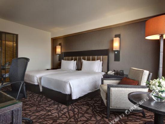 八打靈再也希爾頓酒店(Hilton Petaling Jaya)豪華房
