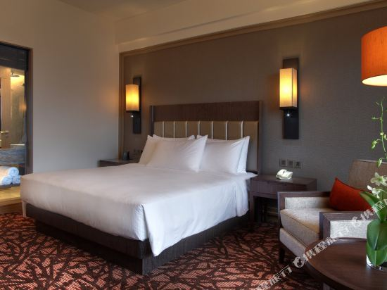 八打靈再也希爾頓酒店(Hilton Petaling Jaya)KING HILTON GUESTROOM PLUS (Display)