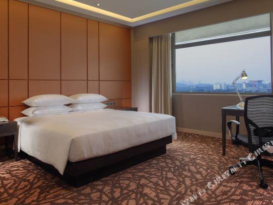 八打靈再也希爾頓酒店(Hilton Petaling Jaya)KING ROYAL SUITE (Display)