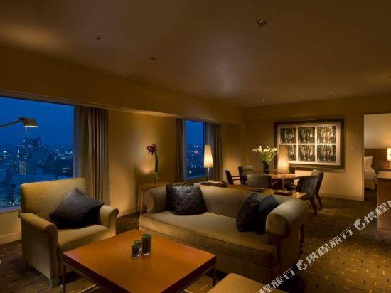 名古屋希爾頓酒店(Hilton Nagoya Hotel)行政套房(特大床)