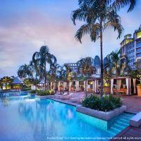 新加坡聖淘沙名勝世界節慶酒店酒店預訂