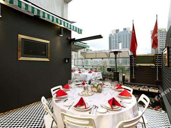 香港紅茶館酒店(紅磡機利士南路)(Bridal Tea House Hotel (Gillies Road))餐廳