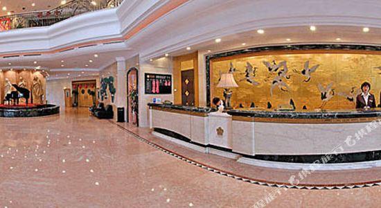 北京京都信苑飯店(Beijing Xinyuan Hotel)大堂