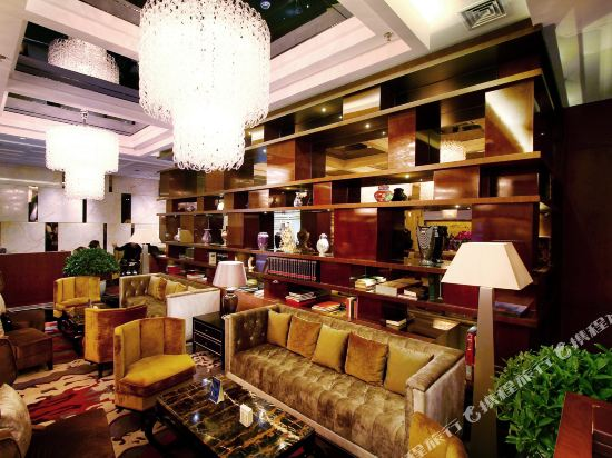 北京京都信苑飯店(Beijing Xinyuan Hotel)大堂吧