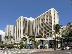 威基基萬豪溫泉度假酒店(Waikiki Beach Marriott Resort & Spa)