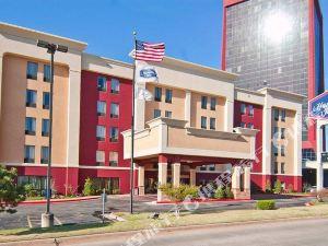 俄克拉何馬城西北歡朋酒店(Hampton Inn Oklahoma City Northwest)