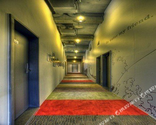 台北二十輪旅店西門町館(Swiio Hotel Ximending)公共區域