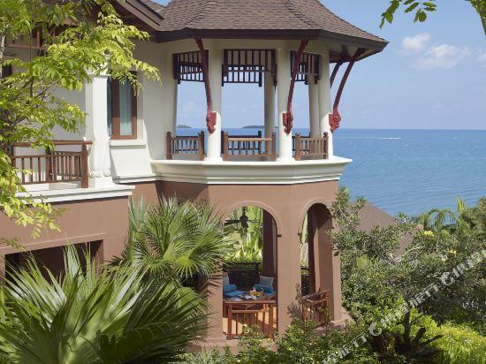 芭堤雅洲際度假酒店(InterContinental Pattaya Resort)豪華海景房