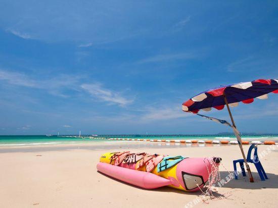 芭堤雅洲際度假酒店(InterContinental Pattaya Resort)眺望遠景