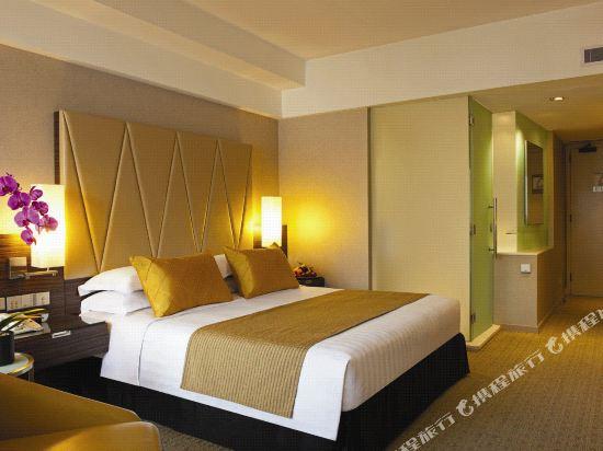 新加坡濱華大酒店(Marina Mandarin Singapore)至尊房