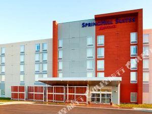 鹽湖城機場萬豪春丘酒店(SpringHill Suites Salt Lake City Airport)