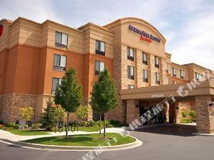 鹽湖城市中心萬豪春丘酒店(SpringHill Suites Salt Lake City Downtown)