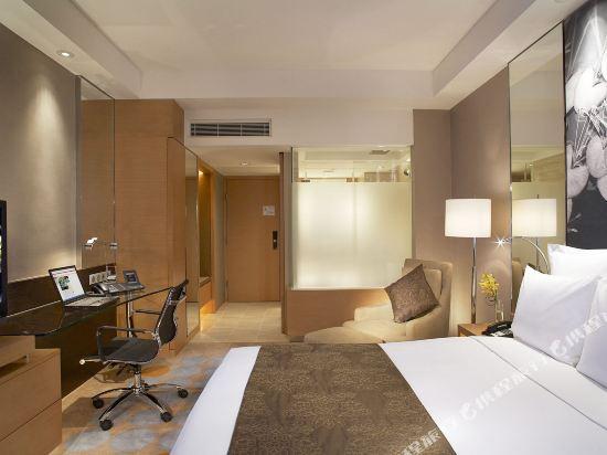 香港萬麗海景酒店(Renaissance Harbour View Hotel Hong Kong)標準套房