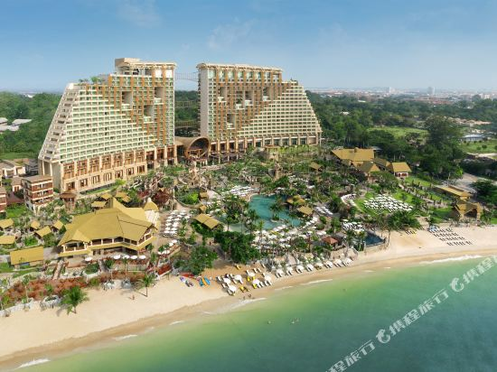 芭堤雅盛泰瀾幻影海灘度假村(Centara Grand Mirage Beach Resort Pattaya)