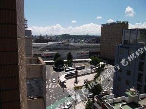 鹿兒島中央站西口東京酒店(Toyoko Inn Kagoshima Chuo-Eki Nishi-Guchi)