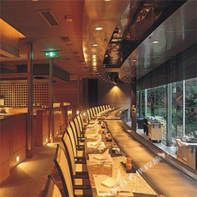 新宿華盛頓酒店(Shinjuku Washington Hotel)餐廳