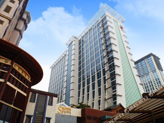 澳門金沙城中心假日酒店(Holiday Inn Macao Cotai Central)外觀