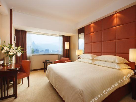 杭州馬可波羅濱湖酒店(Merchant Marco Edgelake Hotel)山景大床