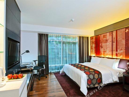 曼谷18街麗亭酒店(Park Plaza Bangkok Soi 18)行政一室套房