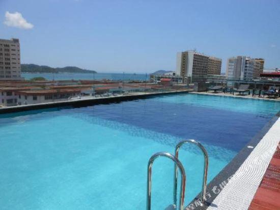 豪麗勝酒店(Horizon Hotel)健身房