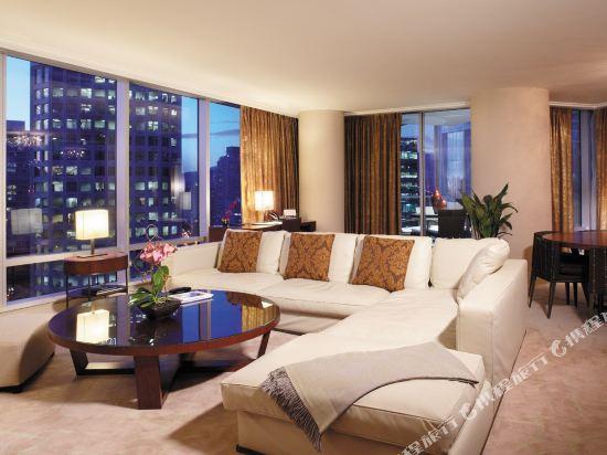 温哥華香格里拉大酒店(Shangri-La Hotel Vancouver)豪華房