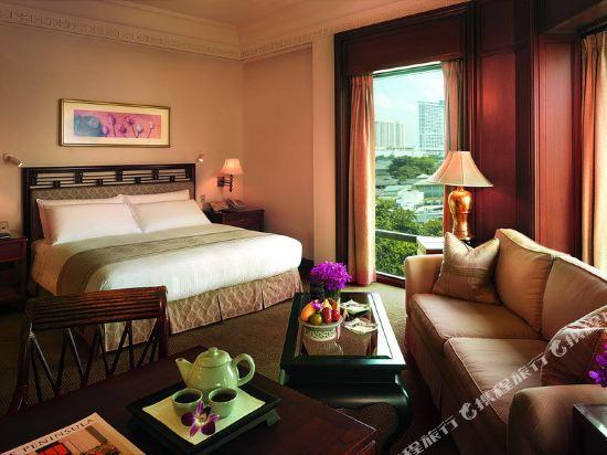 曼谷半島酒店(The Peninsula Bangkok)豪華房
