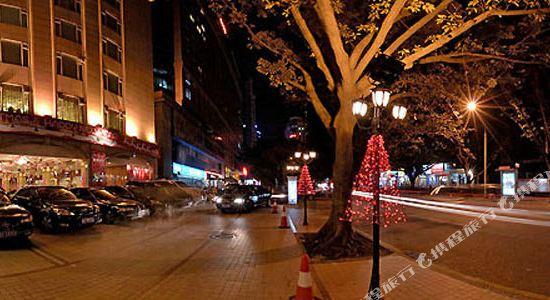 深圳長城大酒店(Great Wall Hotel Shenzhen)外景