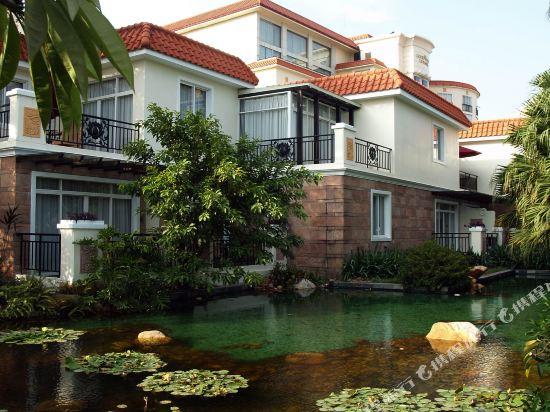 三正半山酒店(東莞橋頭店)(Goodview Hotel (Dongguan Qiaotou))公共區域