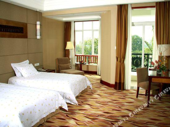 三正半山酒店(東莞橋頭店)(Goodview Hotel (Dongguan Qiaotou))親水區高級房