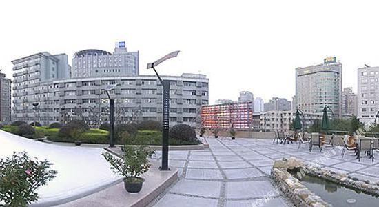 杭州友好飯店(Friendship Hotel Hangzhou)3樓屋頂花園