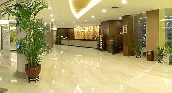 杭州友好飯店(Friendship Hotel Hangzhou)大堂