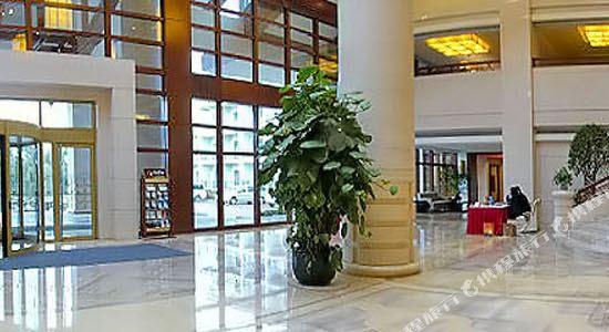 蝶來浙江賓館(Deefly Zhejiang Hotel)大堂