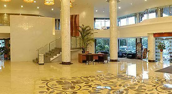 杭州大華飯店(Dahua Hotel)大堂